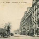 AC 177 - PARIS - Chaussée de la Muette