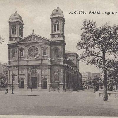 AC 202 - Eglise St-François-Xavier
