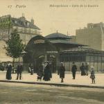 AC 27 - Paris - Métropolitain - Gare de la Bastille