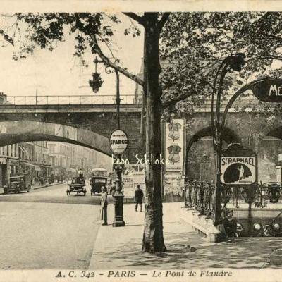 AC 342 - Le Pont de Flandre