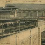 AC 47 - Paris - Le Métropolitain et le Canal