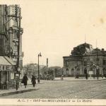 AC 7 - ISSY-les- MOULINEAUX - La Mairie