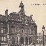 AC PARIS - Mairie du XVIII°