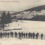 Ad. Weick - Les Sports d'Hiver dans les Vosges