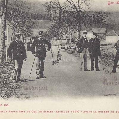 Ad. Weick - Les Cols des Vosges