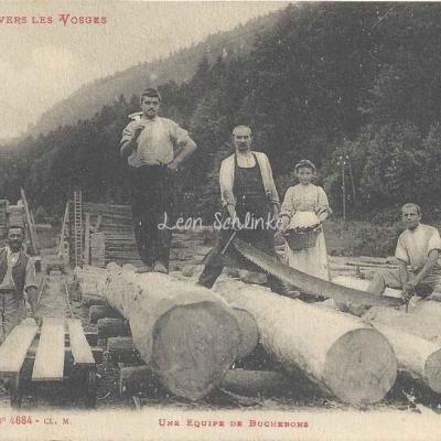 Ad. Weick - A travers les Vosges