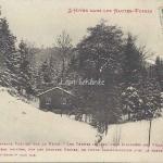 Ad. Weick - L'Hiver dans les Hautes Vosges