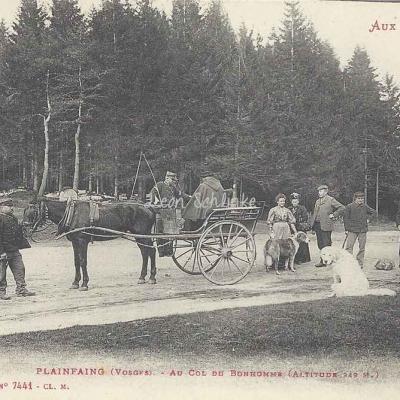 Ad. Weick - Aux Cols des Vosges