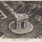 Aéro-photo 11 - L'Arc de Triomphe