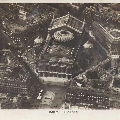 Aero-Photo 13 - L'Opéra