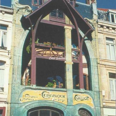 Lille 2008 - La Maison Coilliot à Lille