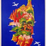 AIR FRANCE Lucien Boucher 1949