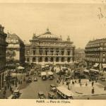 AL 4 - PARIS - Place de l'Opéra