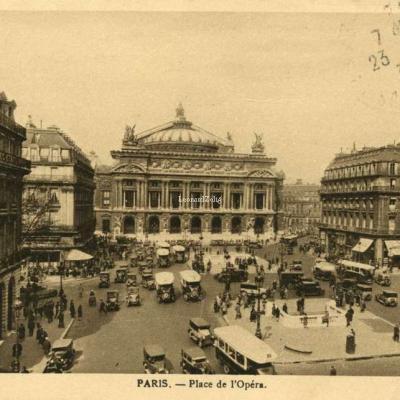 AL 4 - PARIS - Place de l'Opéra