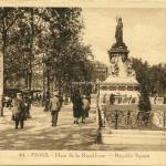 AL 44 - PARIS - Place de la République