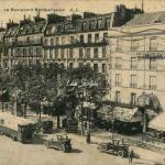 AL 66 - Le Boulevard Montparnasse