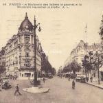 AL 68 - Le Boulevard des Italiens et Boulevard Haussmann