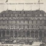 AL - Grands Magasins du Louvre (vue rapprochée)