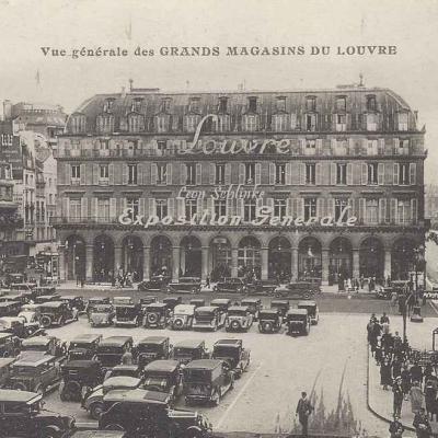AL - Grands Magasins du Louvre