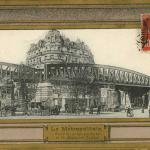 AL PARIS - Le Métropolitain, angle Lecourbe-Pasteur