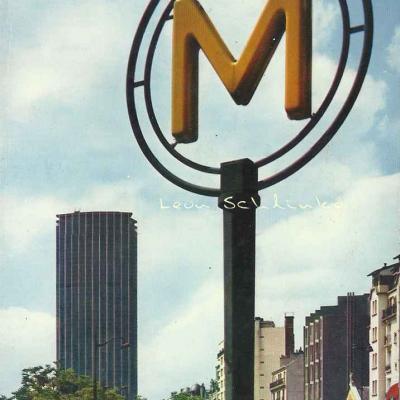 Albert Monier 10752 - Tour Maine-Montparnasse