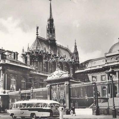 Alfa 102 - Palais de Justice & Ste-Chapelle