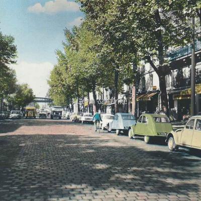 ALFA 7.764-D - Avenue Jean-Jaurès