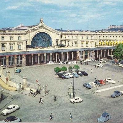 Alfa 732 - La Gare de l'Est
