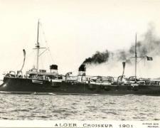 Croiseur ALGER  1901