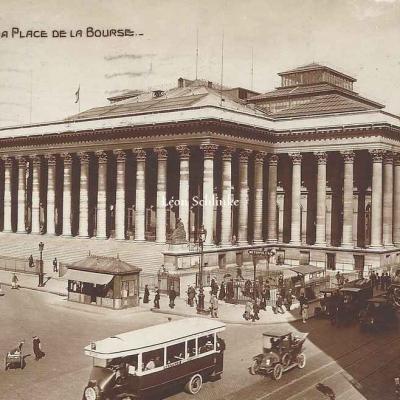 AN 106 - La Place de la Bourse