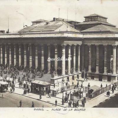 AN 106 - Place de la Bourse