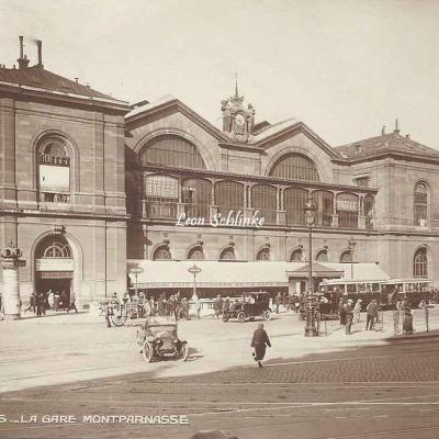 AN 161 - La Gare Montparnasse