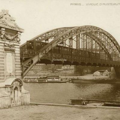 AN 269 - PARIS - Viaduc d'Austerlitz