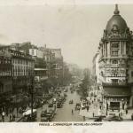 AN 557 - PARIS - Carrefour Richelieu-Drouot