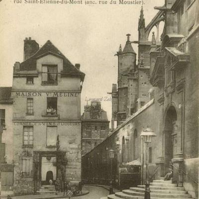 Ancienne Rue du Moustier