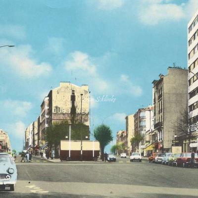 PI 1234 - Angle rue de Paris Bd de la Libération
