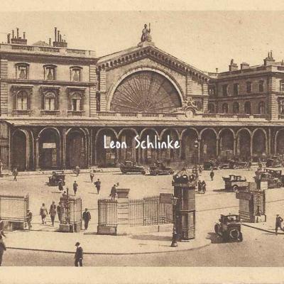 AP 123 - La Gare de l'Est