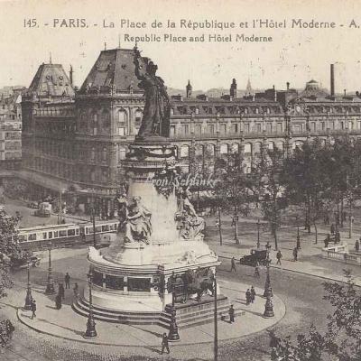 AP 145 - La Place de la République