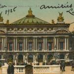 AP 168 - PARIS - Opéra et la Station du Métro