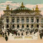 AP 170 - PARIS - Opéra et Station du Métro