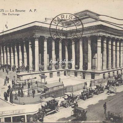 AP 182 - La Bourse