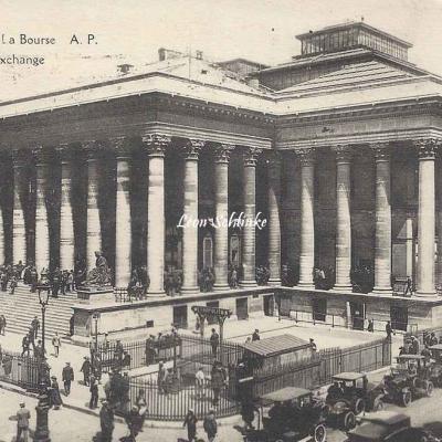 AP 189 - La Bourse