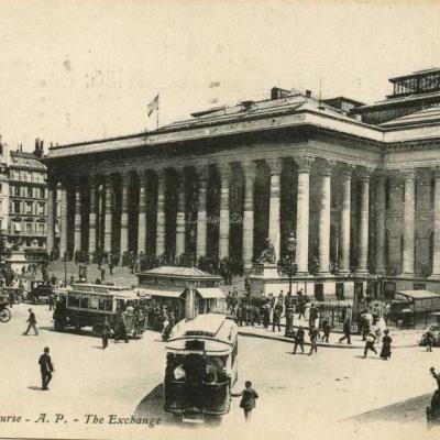 AP 189 - PARIS - La Bourse