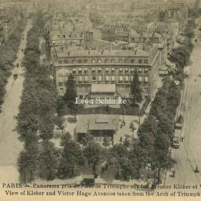 AP 20 - Panorama pris de l'Arc de Triomphe