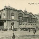 AP 206 - PARIS - La Gare Montparnasse