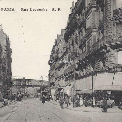 AP 263 - Rue Lecourbe
