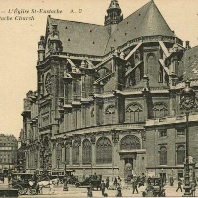 AP 313 - L'Eglise St-Eustache