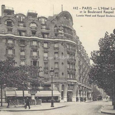 Sèvres-Babylone