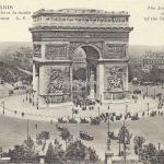 AP 444 - L'Arc de Triomphe et la Tombe du Soldat inconnu