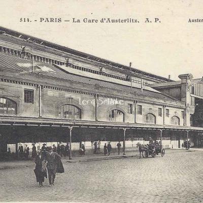 AP 514 - La Gare d'Austerlitz